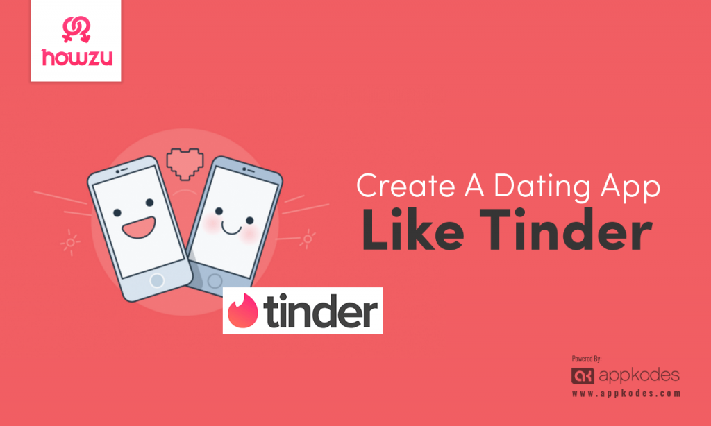 create a dating app like tinder