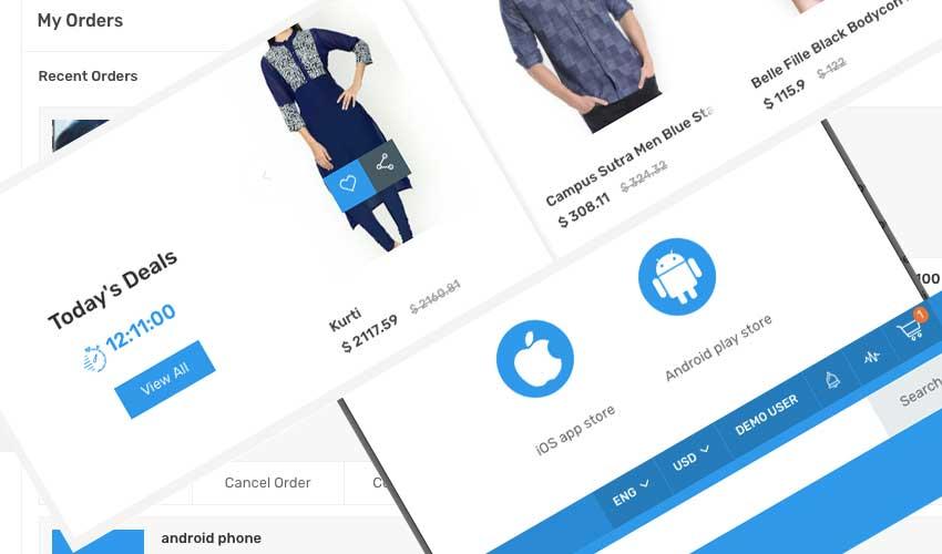 fashion ecommerce script