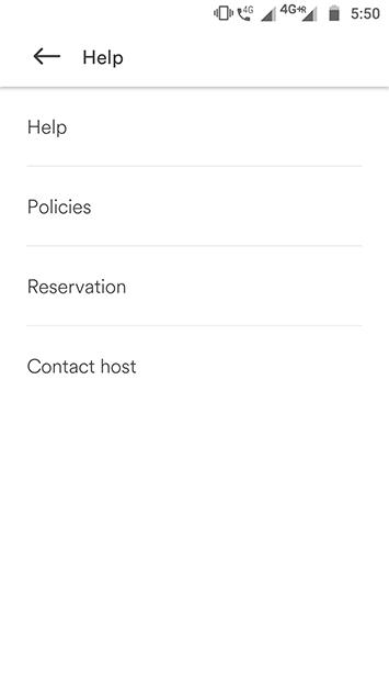 airbnb clone app help