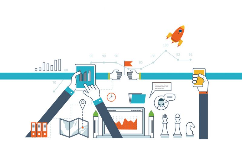 Marketing strategy and content marketing 2019