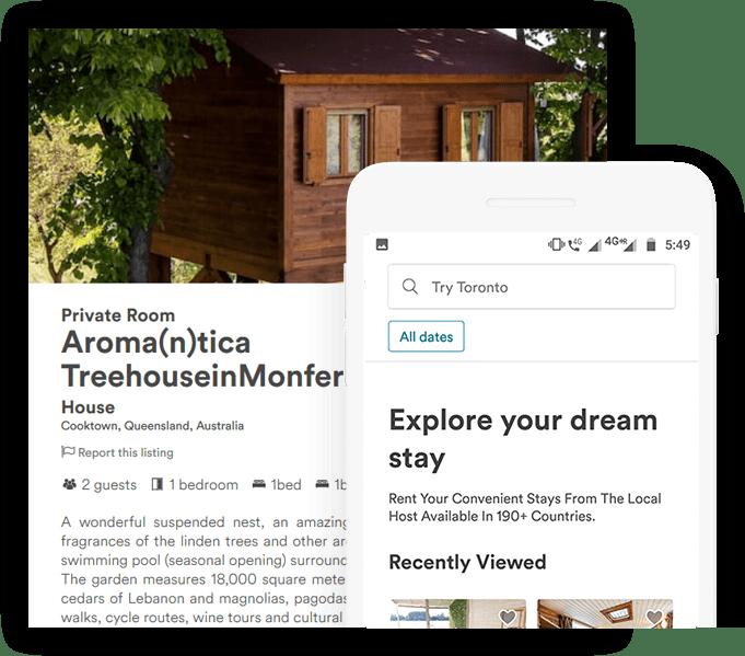 Airbnb Clone, Best Airbnb Clone, Airbnb Clone Script - AppKodes
