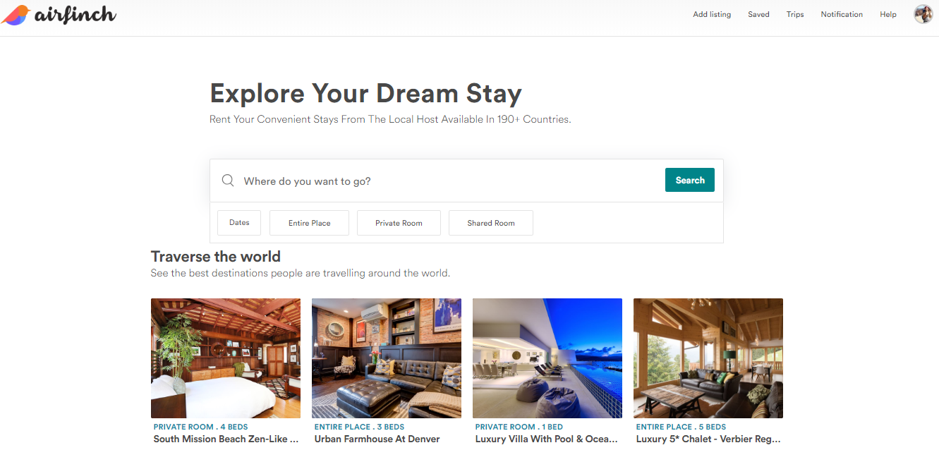 App-like-airbnb-search