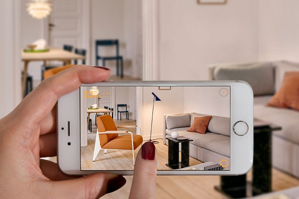 Furniture ecommerce with AR technology
