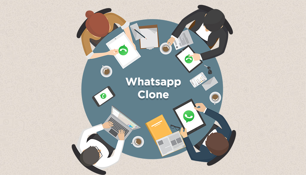 Instant messaging app for internal communication