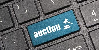 online auction script