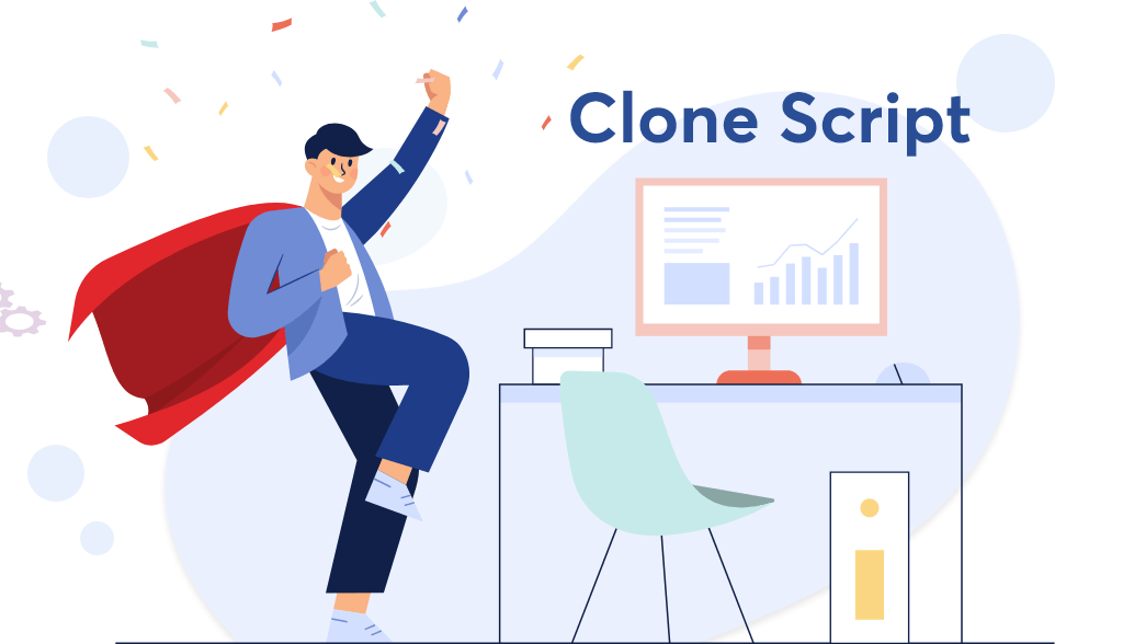 Showing clone scripts are 100% safe and secure